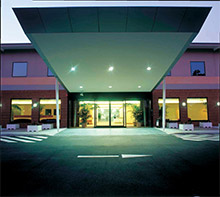 Westmead Private Hospital entrance